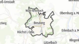 Carte / Breuberg