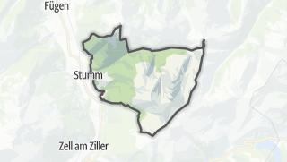 Mapa / Stummerberg