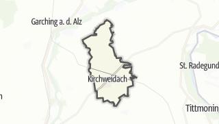 Cartina / Kirchweidach