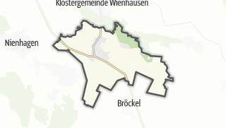 Mapa / Eicklingen