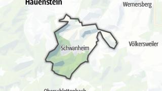 Karte / Schwanheim