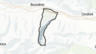 מפה / San Giorio di Susa