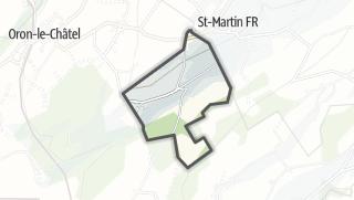 Карта / Bussigny-sur-Oron