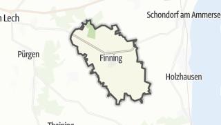 Mapa / Finning