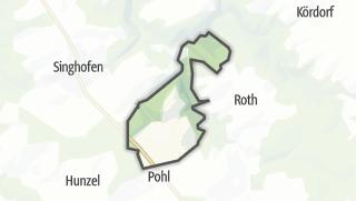 Cartina / Lollschied