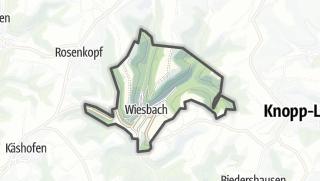 Karte / Wiesbach