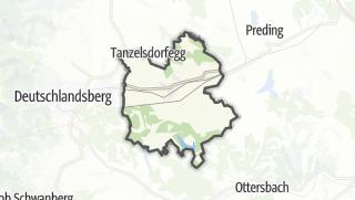 מפה / Groß Sankt Florian