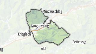 Cartina / Langenwang