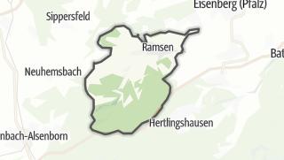 Cartina / Ramsen