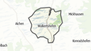 Cartina / Walkertshofen