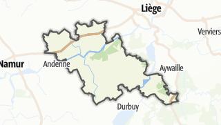 Cartina / Huy