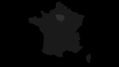 Carte / Île-de-France
