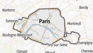Map / Paris