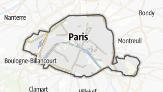 Map / Paris