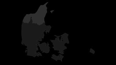 Karte / Nordjütland
