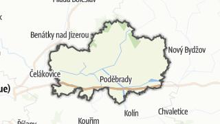 Cartina / Nymburk
