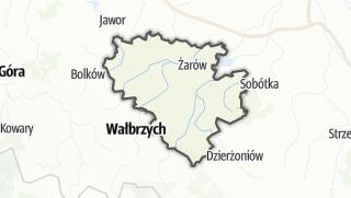 מפה / Swidnicki