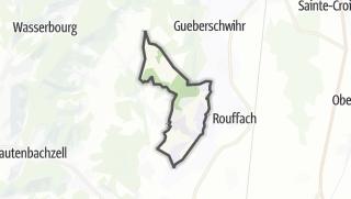 מפה / Westhalten
