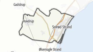 Hartă / Solrød