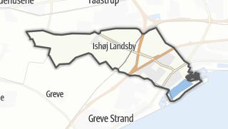 Térkép / Ishøj