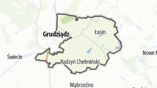 Cartina / Grudziadzki