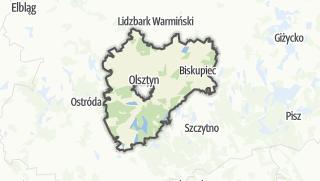 Carte / Canton Jura