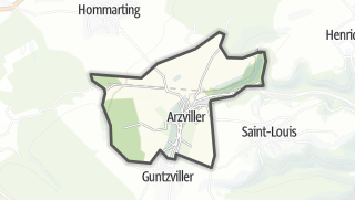 Mapa / Arzviller