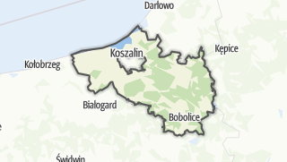 Mappa / Koszaliński
