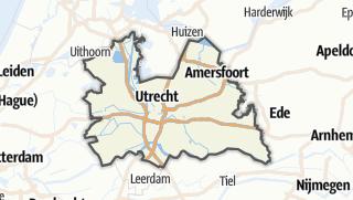 Map / Utrecht