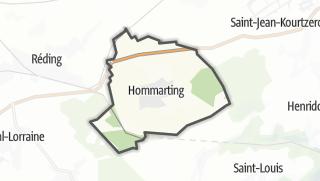 Mapa / Hommarting