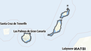 Karte / Las Palmas