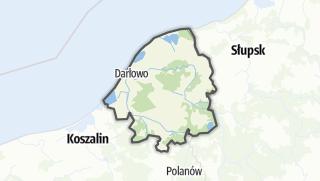 Карта / Sławieński
