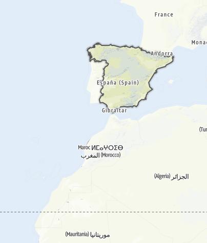 Karte / Spanien