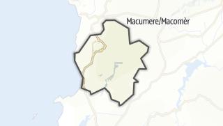 Map / Montiferru