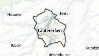 Cartina / Lauterecken