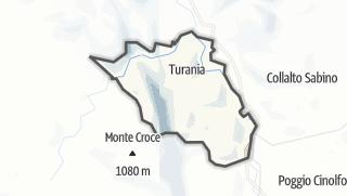 Mapa / Turania