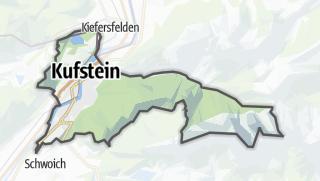 מפה / Kufstein