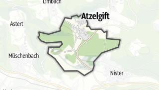 Cartina / Streithausen