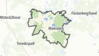 Carte / Rheinsberg