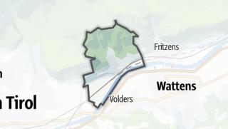 Karte / Baumkirchen