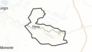 Térkép / Firmo