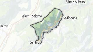 Karte / Altavalle