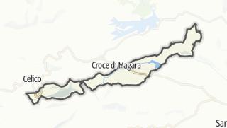 Mapa / Spezzano Piccolo
