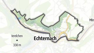 Karte / Echternacherbrück