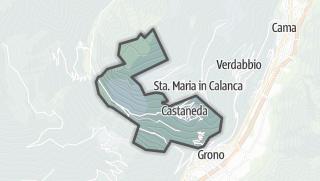Mapa / Castaneda