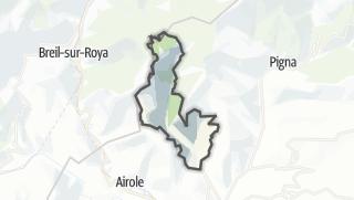 地图 / Rocchetta Nervina