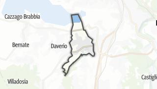 Mapa / Azzate