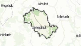 地图 / Sarleinsbach