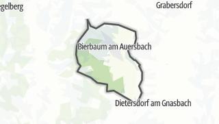 地图 / Bierbaum am Auersbach