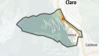 地图 / Gnosca